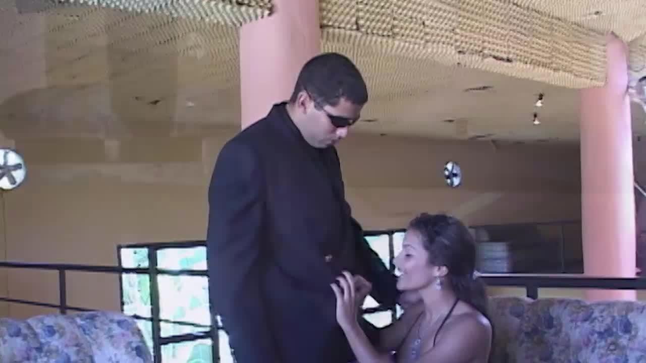 O porteiro e a recepcionista