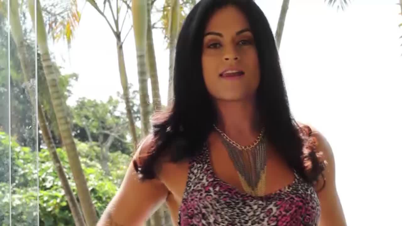 Brazilian Woman -  Gabriela Muniz