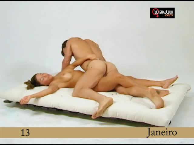 Position - January 13 - Sensual compass