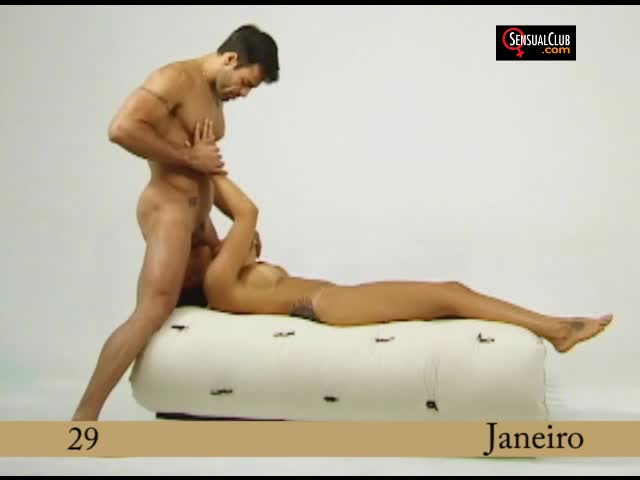 Position - January 29 - Sensual blow job
