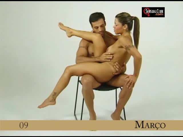Position - March 9 - Raise your leg, love.