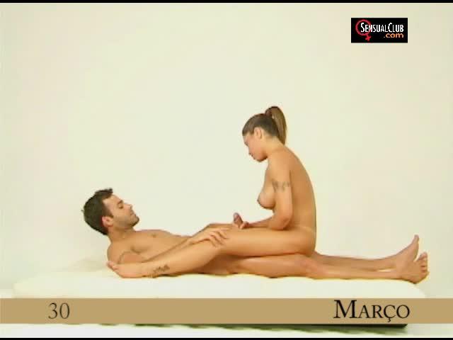 Position - March 30 - Lap massage