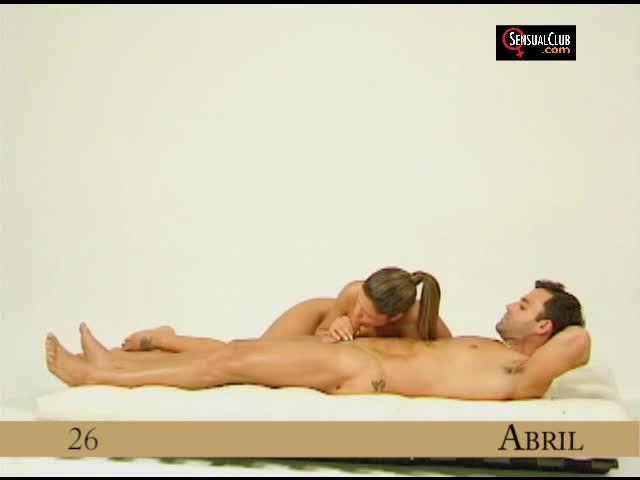 Position - April 26 - Dreaming about pleasure