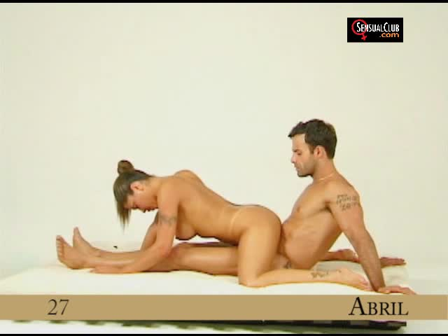 Position - April 27 - Under her on all fours