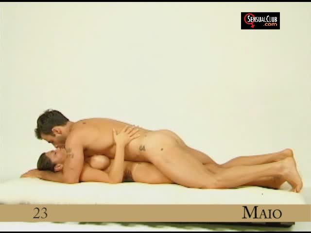 Position - May 23 - Kissing & cuddling