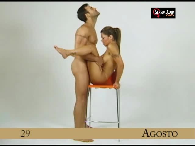 Posição 29/08 - Sentada no Banquinho