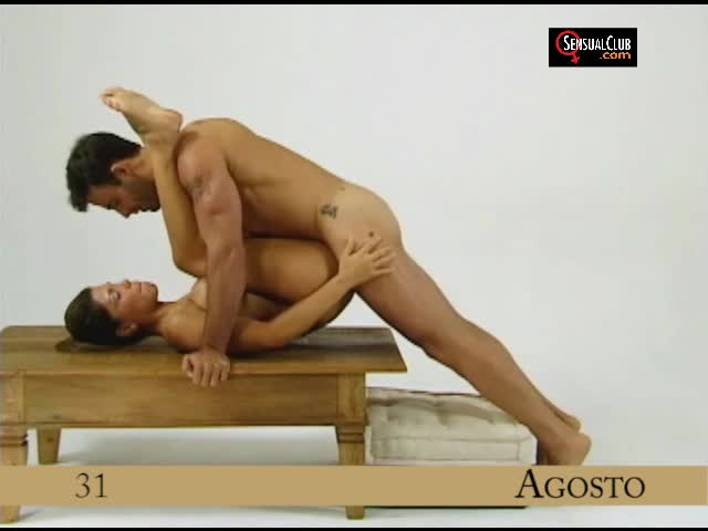 Position - August 31 - Leaning on the back