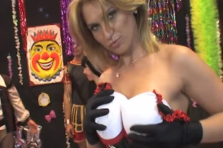 Carnival in Brazil - Dani
