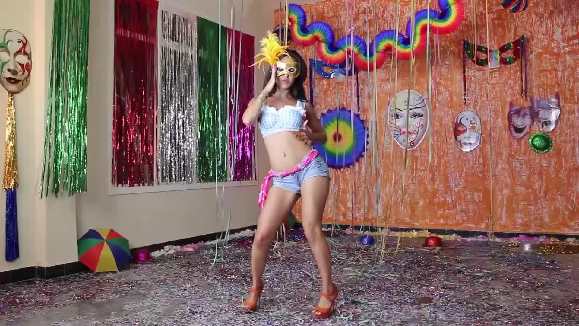 Carnival in Brazil - Caroline