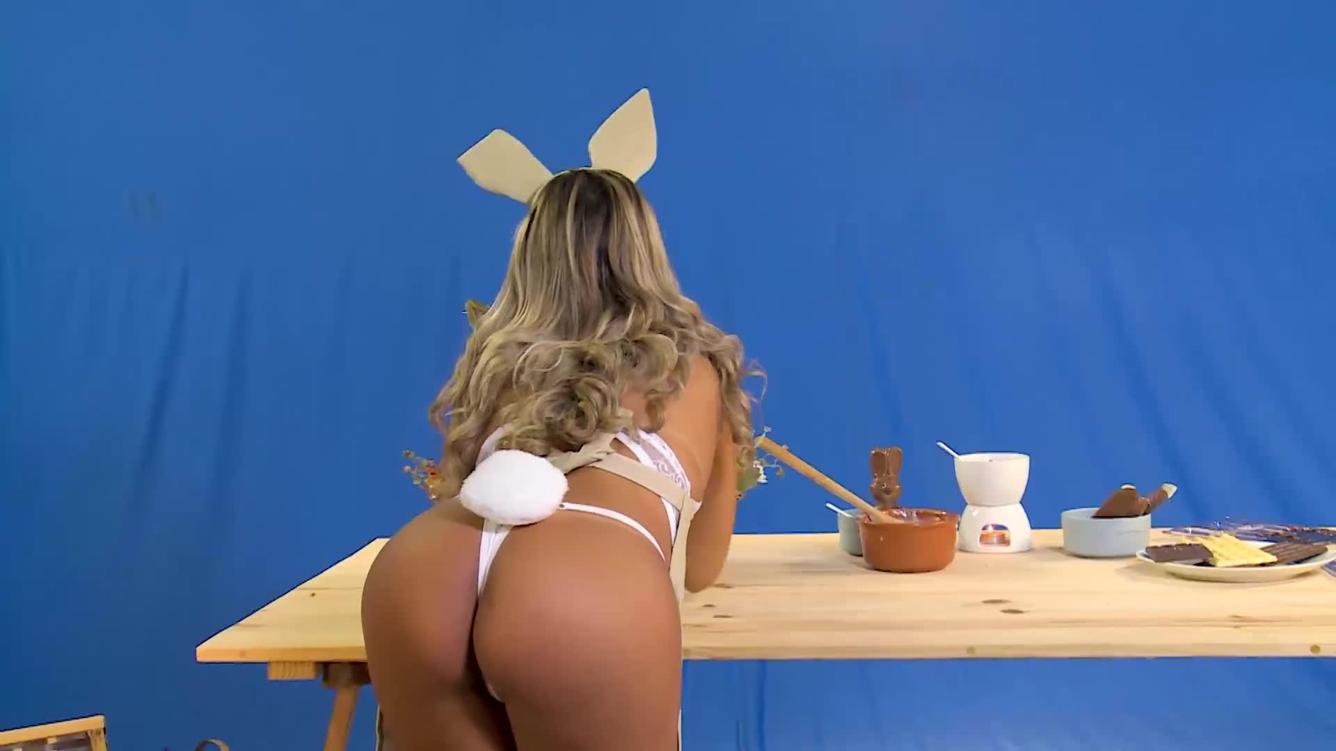 Strip of Bunny - Érica Vieira